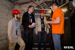 Фінал конкурсу програмування «Дедлайн-24» відбувається на старій шахті