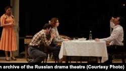 В Питере спектакль Русдрама прошел на сцене Театра «На Литейном»