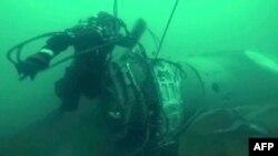 Пошукова операція в Чорному морі