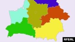 Belarus – Belarus map, 26jan2009