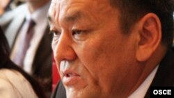 Молдомуса Конгантиев. 2009 год.