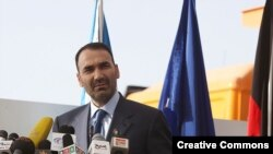 Balkh Province Governor Atta Mohammad Noor