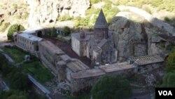 Գեղարդավանք, Հայաստան, Կոտայքի մարզ