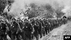 Nemačke snage, koje su brojale 1,25 miliona, ulaze u Poljsku