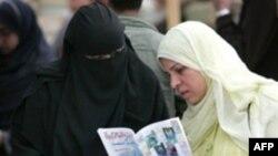 تقریبا نیمی از زنان جهان عرب از بی سوادی رنج می برند.