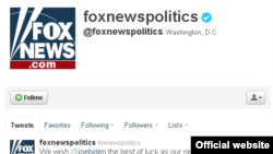 Fox News' varified Twitter account is hacked by Scriptkiddies, a group of anonymous hackers