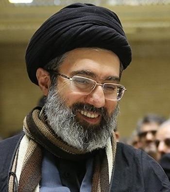 سیاسیترین فرزند آیتالله خامنهای و محور اصلی حلقه گردان حبیب