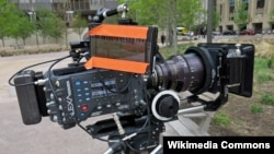 Filmska kamera, ilustrativna fotografija