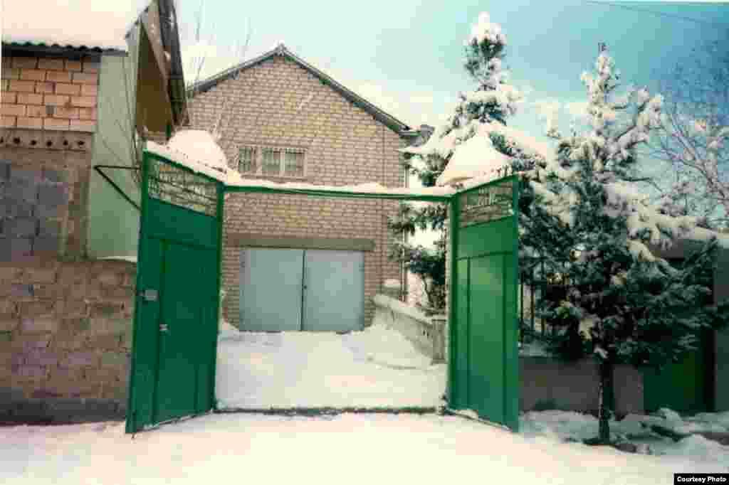 Дом Акмухаммета Байханова в Туркменистане