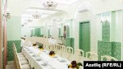 Ресторанның банкет залы