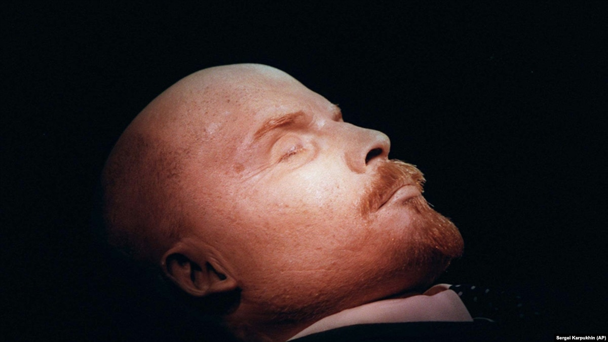 To save the body of Vladimir Lenin will spend 13 million rubles 04/12/2016 84