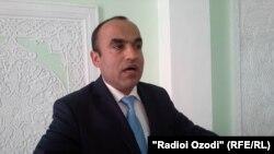 Аҳтам Абдуллозода