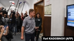 Крестина Хачатурян в суде, 26 июня 2019 г.