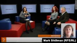 Татьяна Коцерова в эфире Радио Свобода