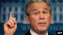Буш попросит конгресс поддержать снижение налогов, продление закона об электронном слежении за подозреваемыми в контактах с террористами и переход на альтернативные энергоносители