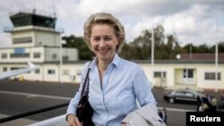 Министерката за одбрана на Германија Урсула вон дер Лајен