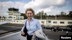 Ministrja gjermane e mbrojtjes, Ursula von der Leyen