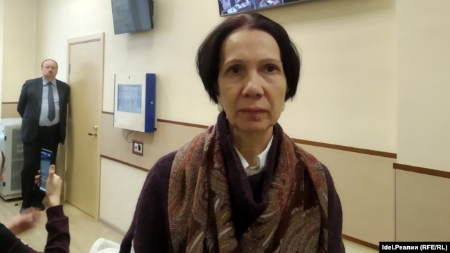 Флюра Каримова