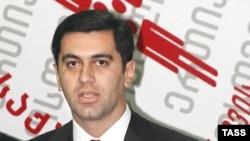 Бывший министр обороны Ираклий Окруашвили вчера не стеснялся в выражениях
