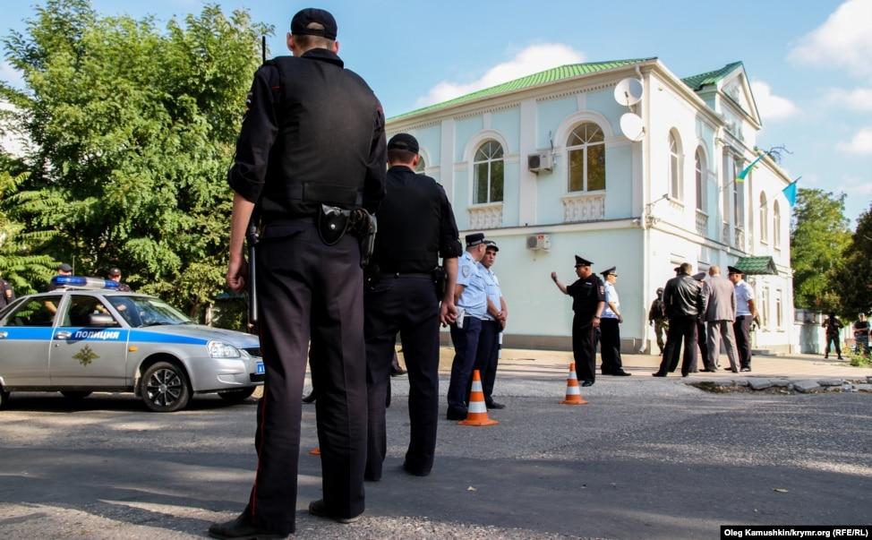 Crimean Tatar assembly #5