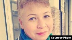 Узбекская активистка Гульбахор Тураева.