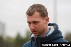 Чэмпіён Эўропы, алімпійскі прызэр Андрэй Краўчанка
