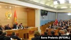Parlament Crne Gore, maj 2011