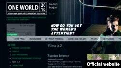 """Festival dokumentarnog filma """"Jedan svet"""" u Pragu"""