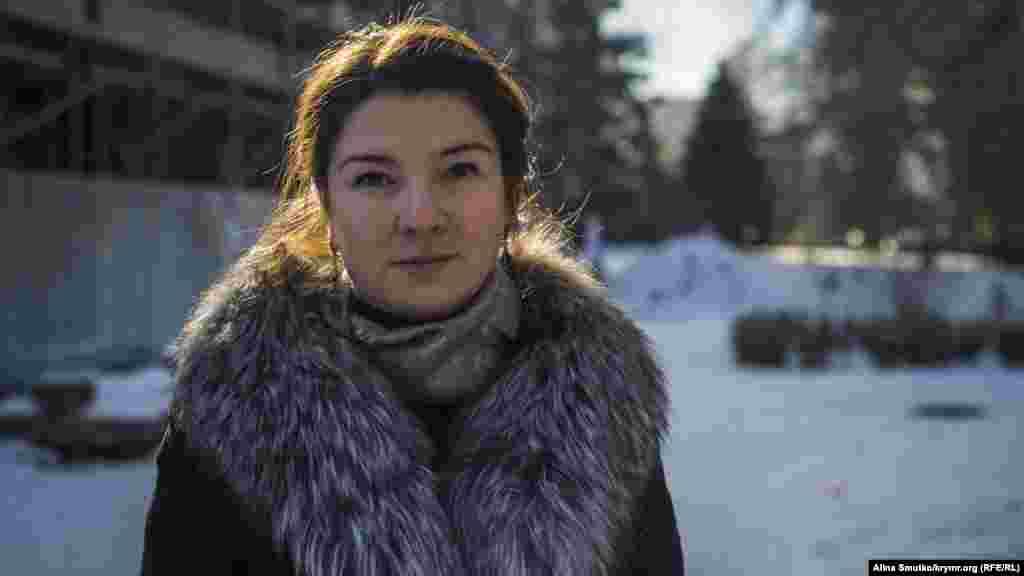 ElmiraAblâlimova, Ahtem Çiygoznıñ ömür arqadaşı