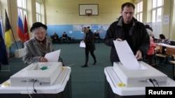Выборы в подмосковных Химках