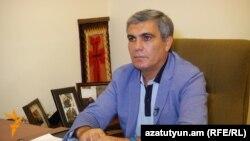 Арам Саргсян, 9 сентября 2016 г.