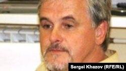 Самара. Психолог Константин Лисецкий. Фото Сергей Хазов