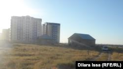 Микрорайон в Шымкенте, административном центре Южно-Казахстанской области.