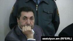 Մարգար Օհանյանը դատարանի դահլիճում:
