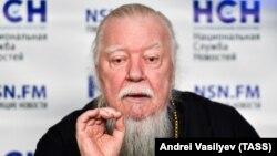 Russian Orthodox Archpriest Dmitry Smirnov