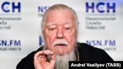 Протоиерей Дмитрий Смирнов, чей голос звучит в треке