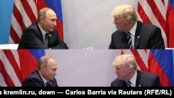 Postoji mogućnost neformalnog susreta na marginama konferencije: Vladimir Putin i Donald Trump
