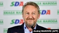Bakir Izetbegović, predsjednik SDA