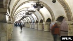 Станція київського метрополітену «Театральна»