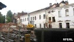 Стары горад