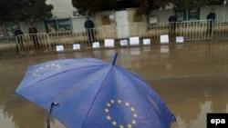 О безвизовом режиме со странами Европейского союза граждане России пока могут только мечтать
