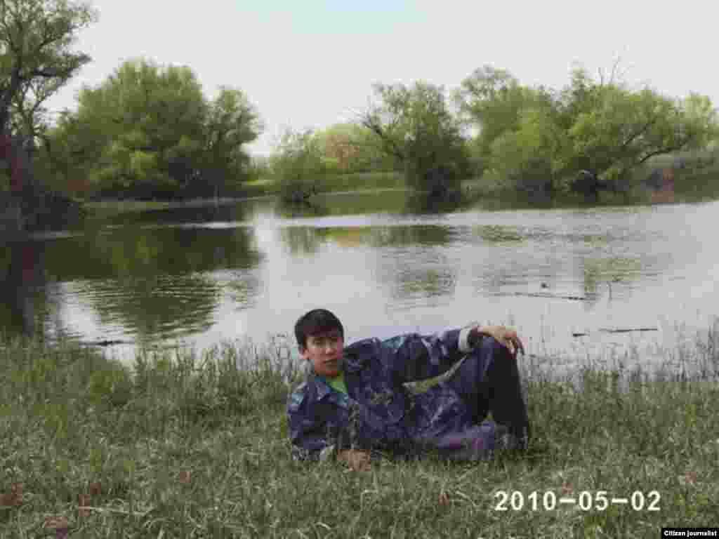 Что может быть лучше природы в ауле! Аул Коктагай, Индерский район, Атырауская область. Прислал Табылдиев Кайрат.