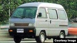 Автомобиль Damas.