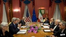 محادثات أميركية إيرانية برئاسة الوزيرين كيري وظريف - سويسرا 29 آذار 2015