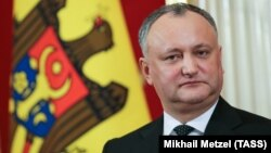 Президент Республіки Молдова Ігор Додон