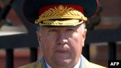 Бывший главнокомандующий сухопутных войск России Владимир Чиркин