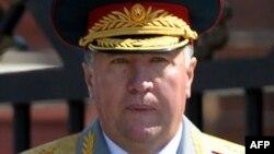 Бывший главнокомандующий сухопутными войсками России Владимир Чиркин.