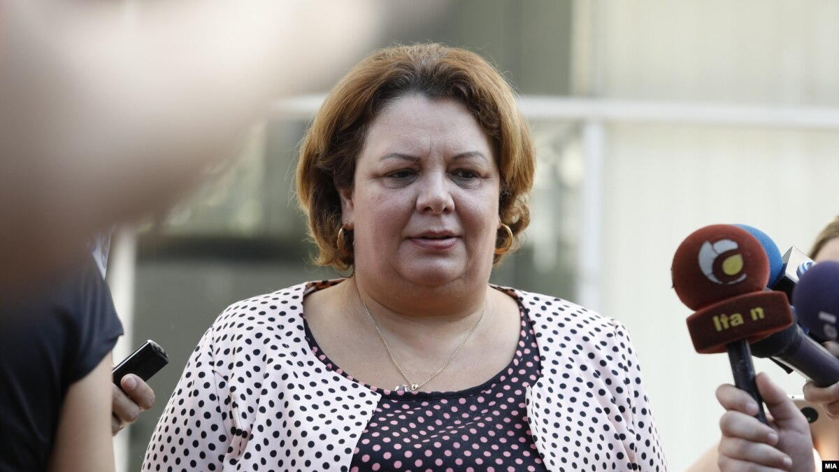 Shkarkohet kryeprokurorja speciale  Katica Janeva