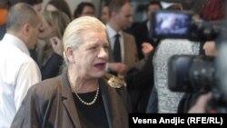 Borka Pavićević na obeležavanju Dana ljudskih prava