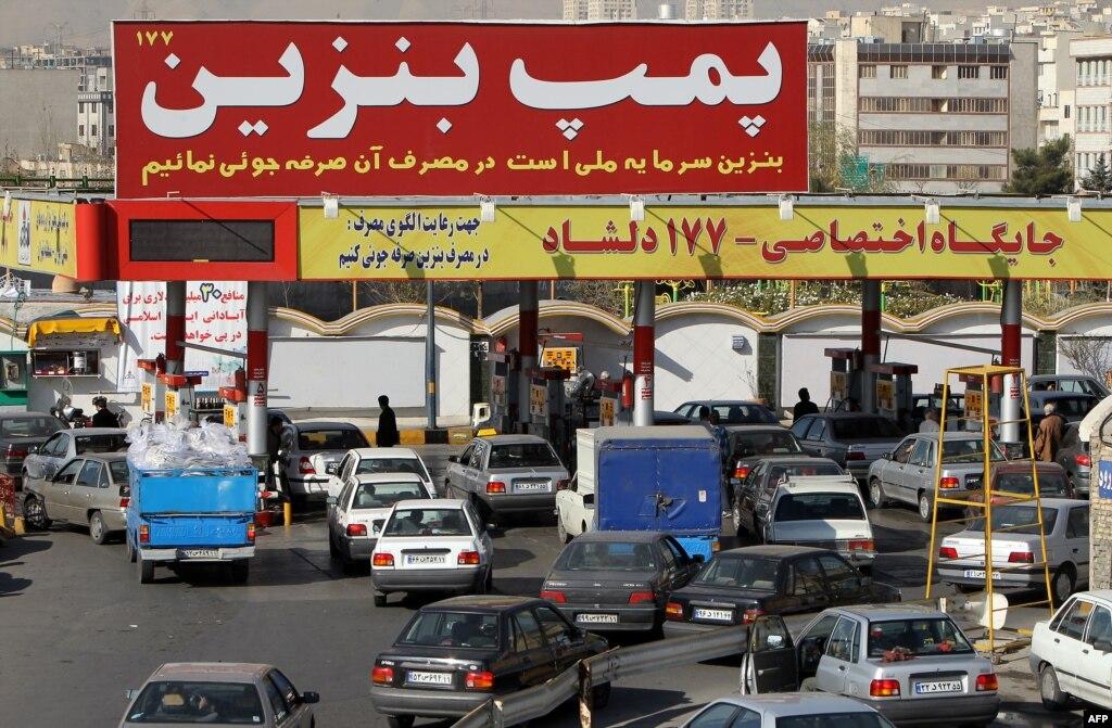 هر ليتر بنزين آزاد در ایران ۱۰۰۰ تومان شد